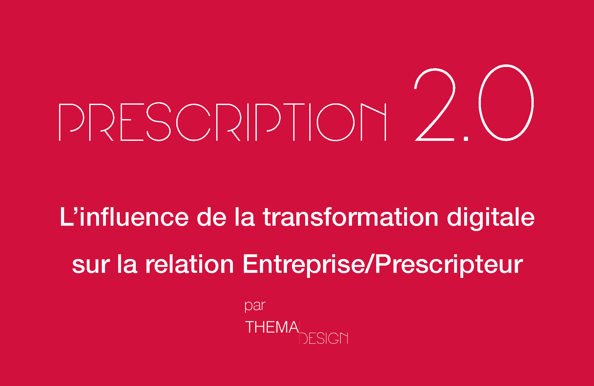 Prescription 2.0 - 20 septembre